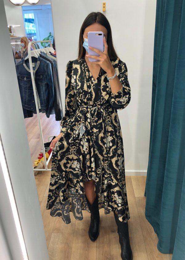 Mako Fashion abito fantasia