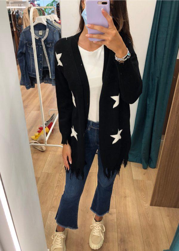 Mako Fashion jeans trombetta