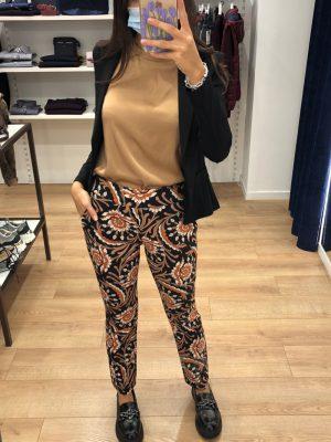 Mako Fashion pantalone fantasia