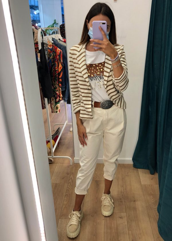 Mako Fashion pantalone pences
