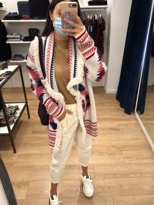 Mako Fashion giacca etnica