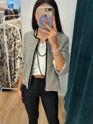 Mako Fashion giacca bolerino