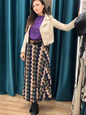 Mako Fashion gonna lunga fantasia