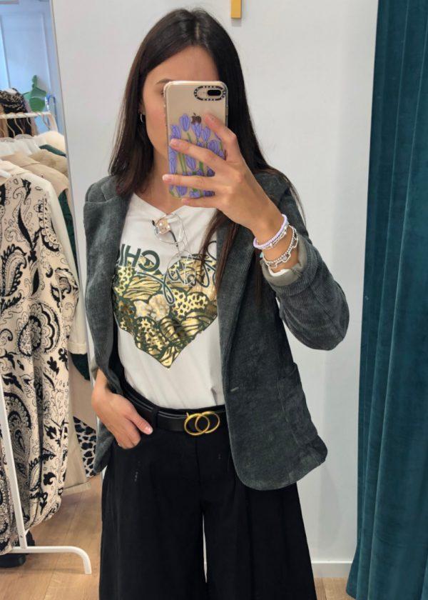 Mako Fashion t-shirt larga