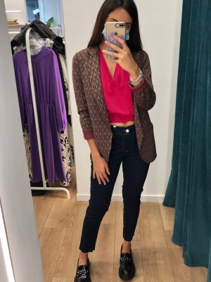 Mako Fashion blusa v