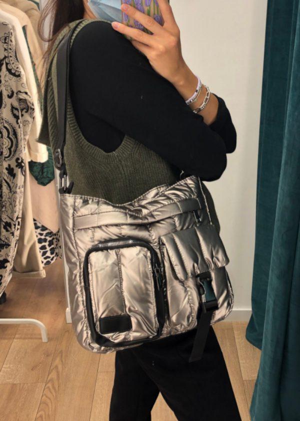 Mako Fashion borsa piumino tasche