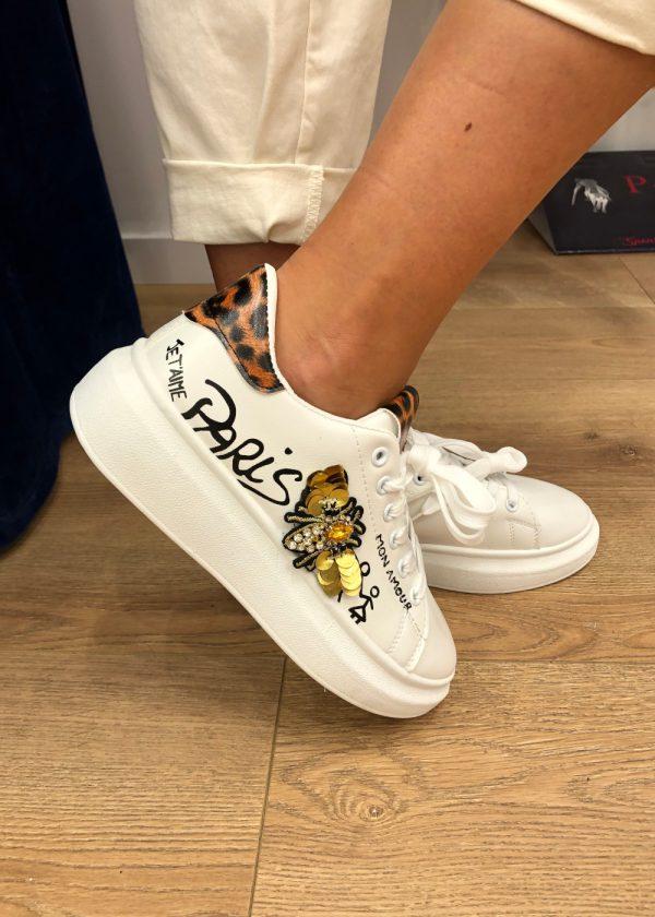 Mako Fashion scarpe ginnastica ape