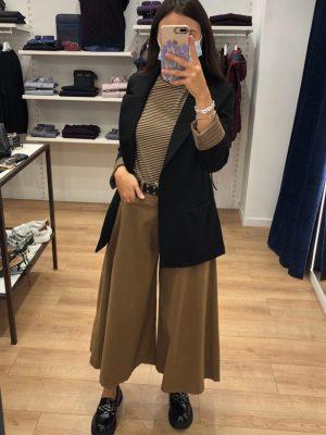 Mako Fashion pantalone largo