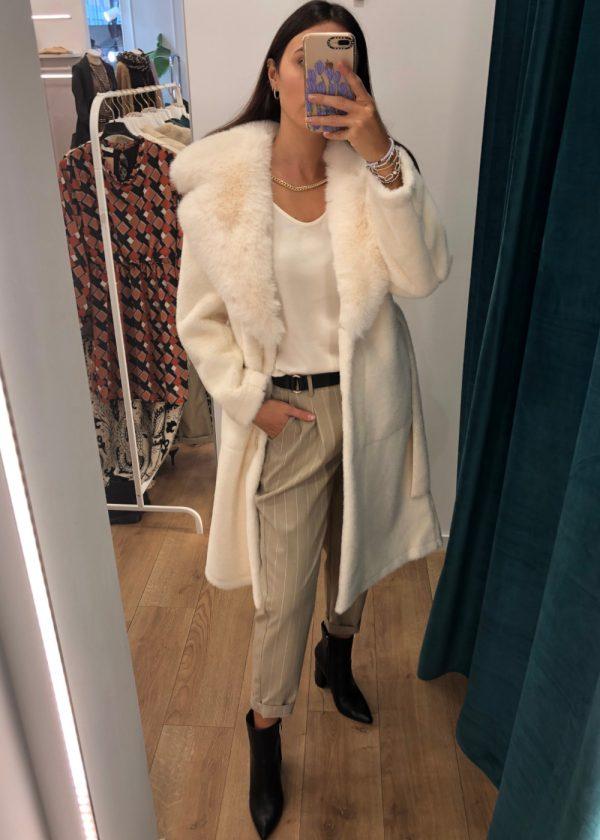 Mako Fashion giacca doubleface